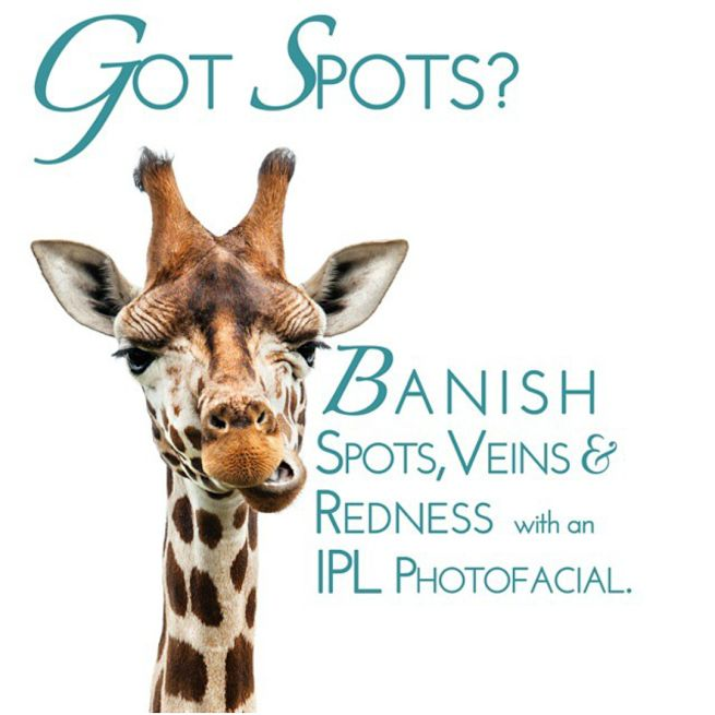 Banish Spots Veins And Redness With Our Ipl Photofacial