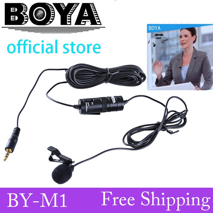 Find More Microphones Information about BOYA BY M1 Omnidirectional Camera Lavalier Microphone for Canon Nikon Sony iPhone 6 Plus 5 DV DSLR Camcorder&Audio Recorders,High Quality microphone ratings,China microphone lapel Suppliers, Cheap microphone stands for sale from CPS on Aliexpress.com