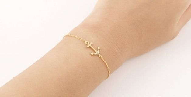 Bracelet ancre 2015