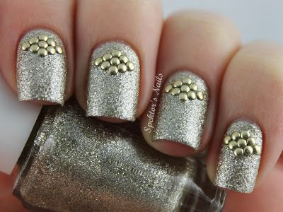 sparkle and studs