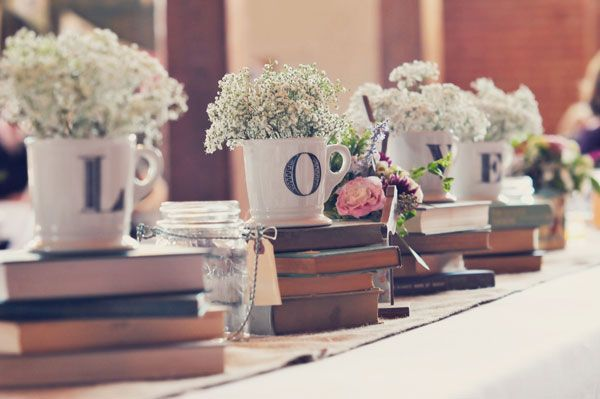 I Like These Mugs For Flowers Then I Can Keep Them For Coffee Wedding Pinterest Head