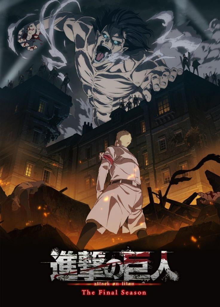 Pin on Shingeki no Kyojin /Attack on Titan/進撃の巨人