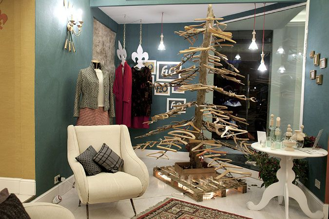 Natale 2012 - every year we dress up the store in a different way for Christmas