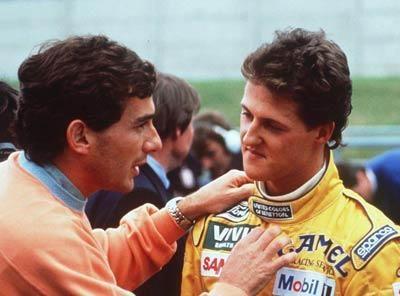 Ayrton and Michael