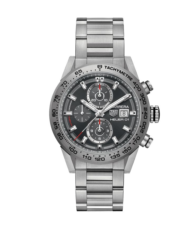 TAG Heuer Carrera Calibre Heuer 01 100 M - 45 mm CAR208Z.BF0719 TAG Heuer watch price
