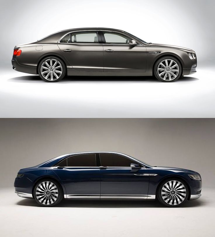 Bentley Continental Flying Spur Limousine By Exotic Limo: 17 Best Ideas About Lincoln Continental Concept On