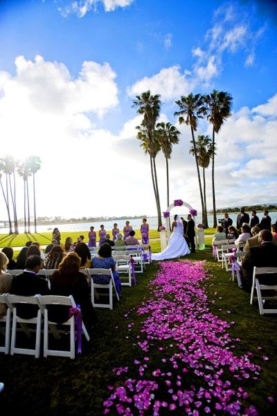 The Dana on Mission Bay , wedding venue in San Diego, CA #sandiegowedding