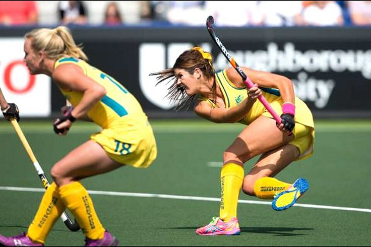 Anna Flanagan Field Hockey Player, Drag flick time - Australia Hockeyroos team . Rabobank Hockey World Cup 2014. We Love Field Hockey ❤️.