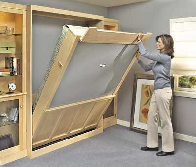 DIY Murphy beds-9 ... lots of designs on this page
