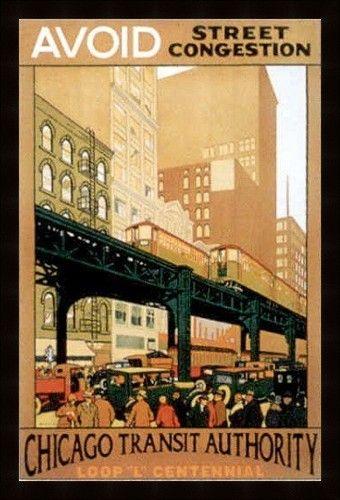 Avoid Street Congestion- Chicago