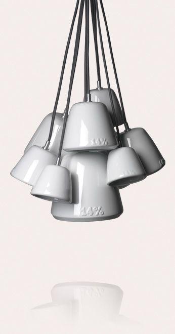Lamp 14% by Laura Strasser