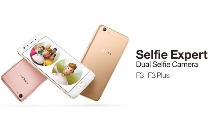 Oppo F3 Plus Goes official With Wide Angle Dual Front Facing Cameras
