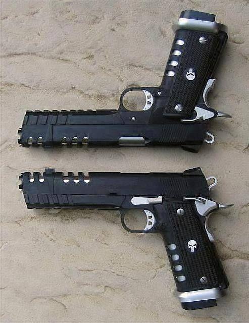 Dual Punishers