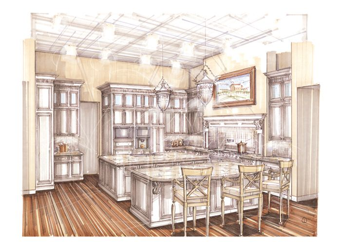 Beaux Arts Interior Design Plans 133 best renderings images on pinterest | architectural drawings