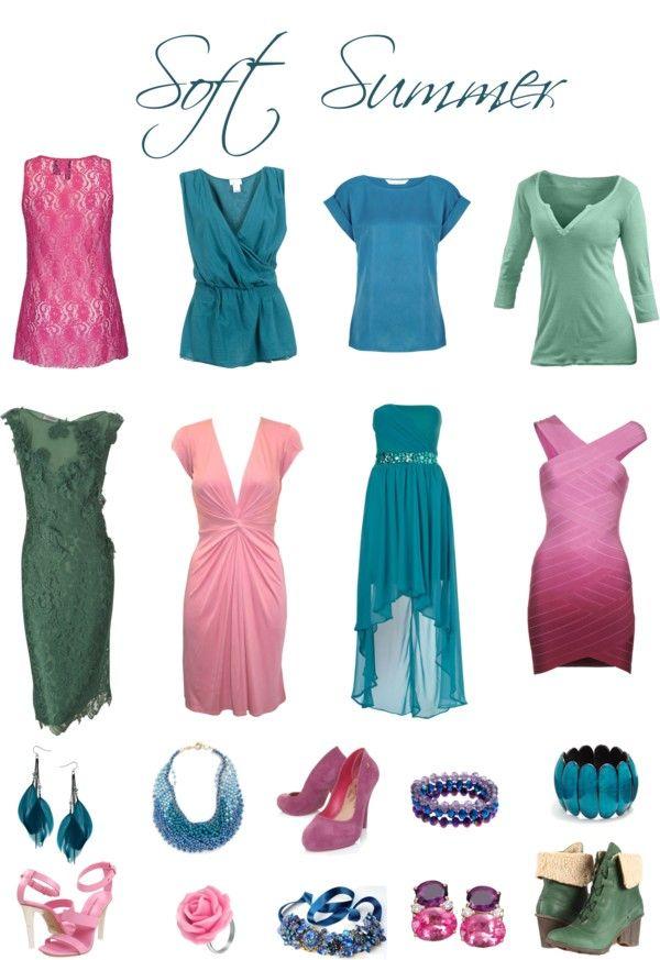 17 Best Ideas About Soft Summer Palette On Pinterest