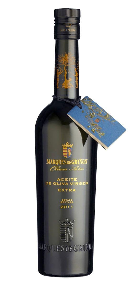 Marqués de Griñón Oleum Artis, el mejor aceite de oliva virgen extra del mundo