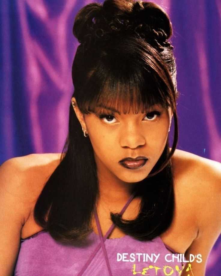 90s hairstyles for black women