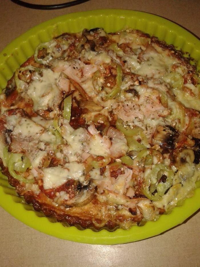 Ζύμη για πίτσα | Dukan's Girls