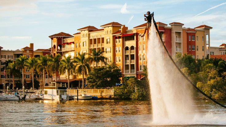 Captain CJ's JetPack Adventures (Napels, FL) - Beoordelingen