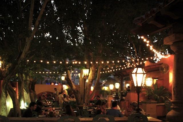 Las Casuelas Terrazas, Palm Springs. My favorite Mexican food restaurant in Palm Springs!
