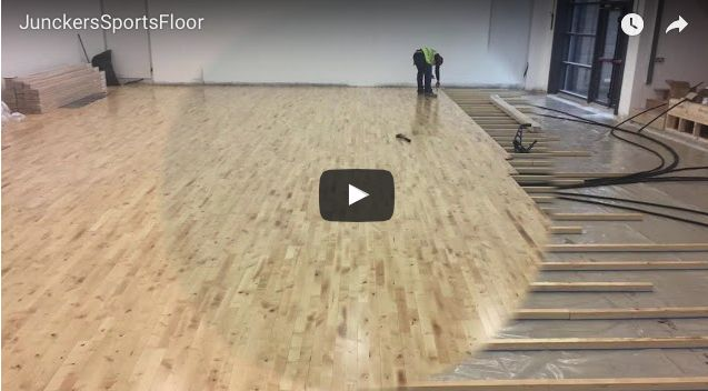 Are You Looking For A Junckers Sports Floor If So Check Out Our Latest Installation