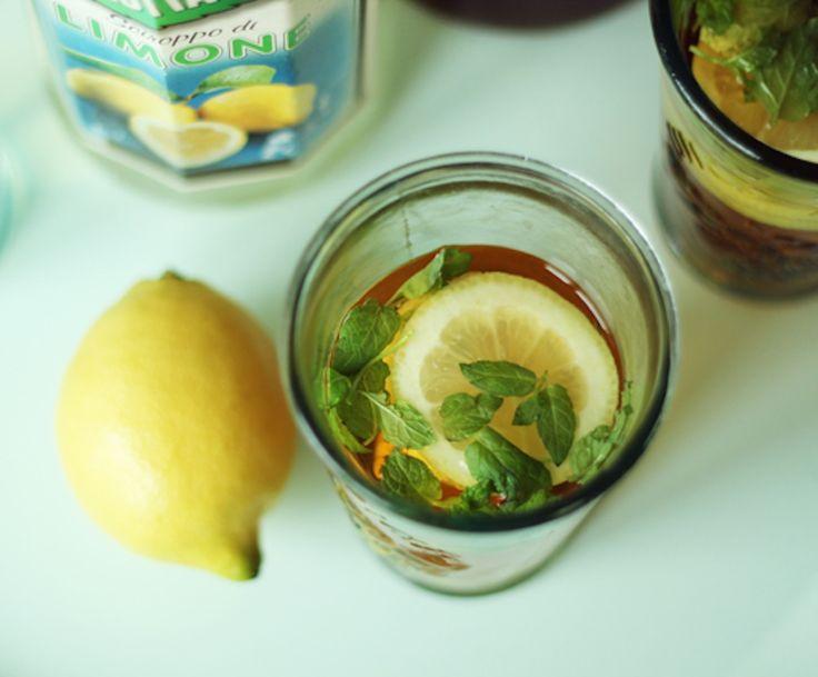 Zin in de zomer? Maak heerlijk verfrissende zomerdrankjes: ijsthee en citroenlimonade!