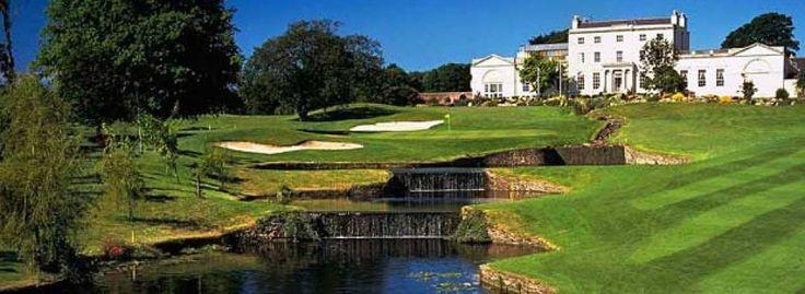 Druids Glen Golf Course   Irish Open Golf Course   Golf Courses Wicklow