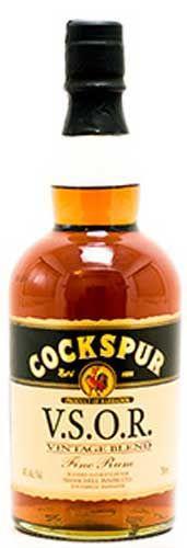 Cockspur VSOR Vintage Blend Rum [Cockspur 12 Rum]
