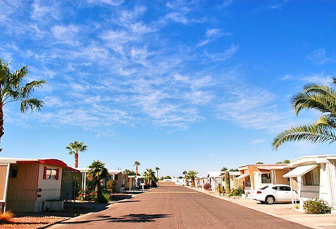 Capri Rv Resort Yuma Az Rv Resorts In Arizona Resort Rv Parks