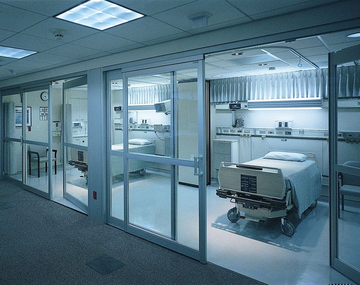 San Pedro Peninsula Hospital ICU Unit