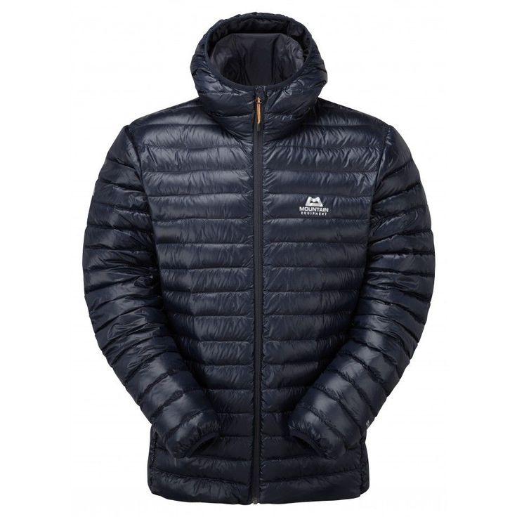 Mountain Equipment Men's Arete Hooded Down Jacket - Cosmos