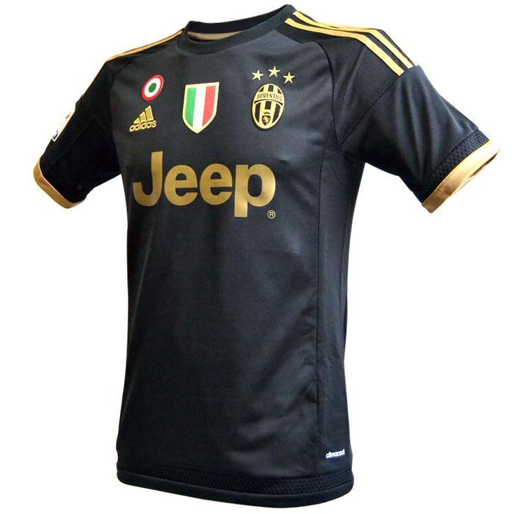 Juventus Maglia Terza JUNIOR 2015-16