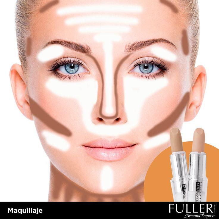 El secreto de los profesionales para destacar el rostro - Como se aplica el microcemento paso a paso ...
