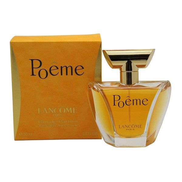 Lancome Poeme Eau De Parfum 50ml Vaporizador Perfume De