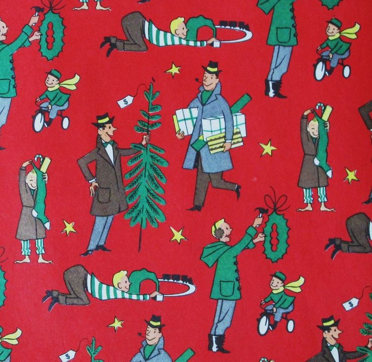 Amazon.com: Premium Christmas Gift Wrap Juvenile Wrapping ...  Christmas Wrapping Paper For Men