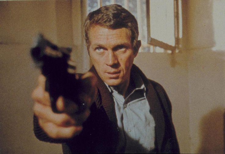 Pin Still Of Steve McQueen In Bullitt (1968) on Pinterest