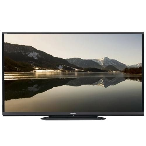 Big, bold and brainy - the LC-60LE650U is an LED Smart TV that delivers legendary AQUOS picture quality and unlimited content choices, seamless control, and instant connectivity through... More Details