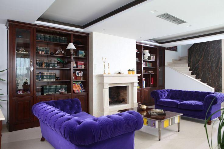 Proiecte Design - La Maison - we love Grange library
