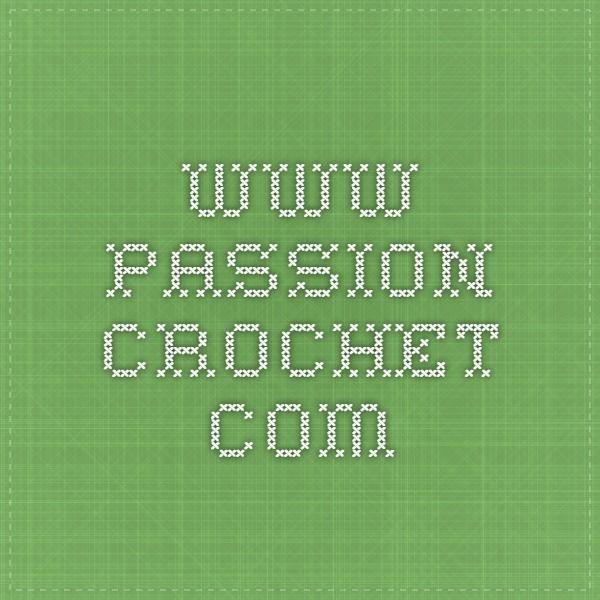 www.passion-crochet.com
