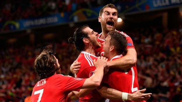 Wales jump 15 places to 11th in the new Fifa world rankings, as England and Northern Ireland drop following Euro 2016.