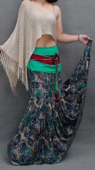 Bohemian-Floral-Skirt-Teal-1.jpg