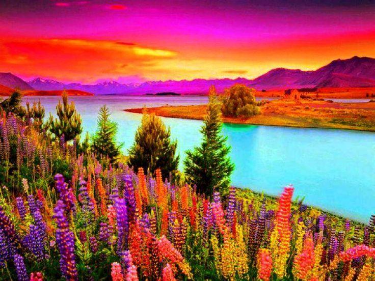 Colorful Nature Scenes: Beautiful Scenery Photo: Beautiful Scenery This Photo Was