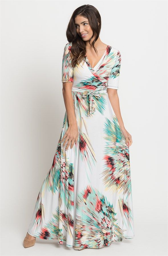 Sparks Maxi Dress | Jane