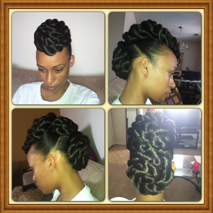 Terrific 1000 Ideas About Faux Bun On Pinterest Protective Styles Hairstyles For Women Draintrainus
