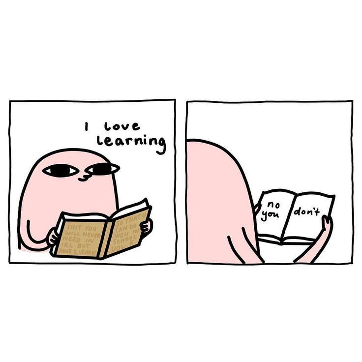 "5,955 Likes, 104 Comments - Ketnipz (@ketnipz) on Instagram: ""I love books """