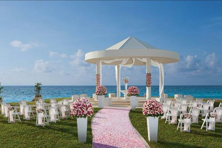 Gazebo Wedding Invitations: 1000+ Ideas About Cancun Wedding On Pinterest
