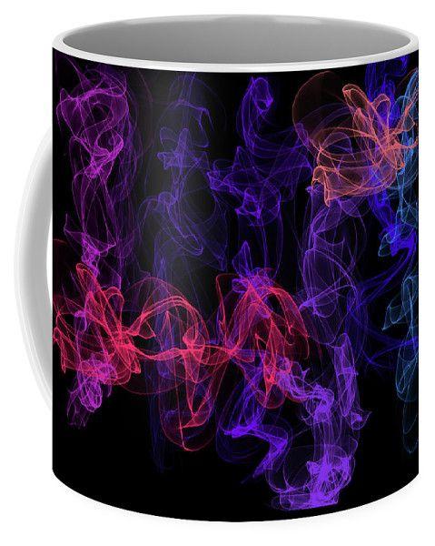 Ethereal Dance 2 Coffee Mug by Jenny Rainbow.  Small (11 oz.)