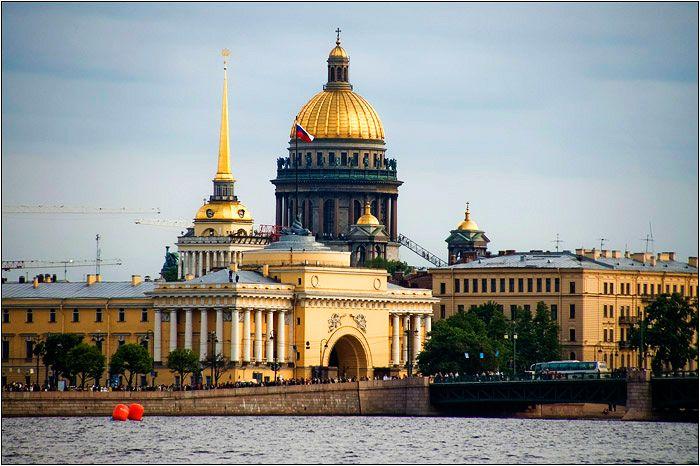 Питер. Исаакиевский собор. Санкт-Петербург.