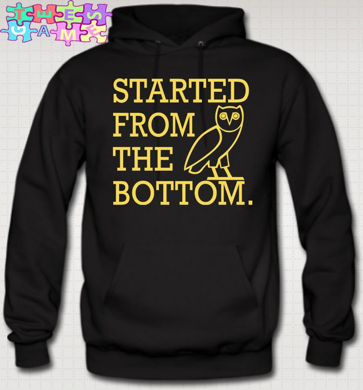 Octobers very own hoodie