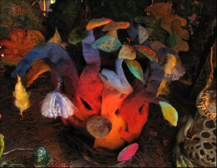 Felting | Kundry's Inner World